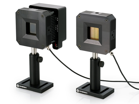 High response speed: Coherent's PowerMax Pro sensors.