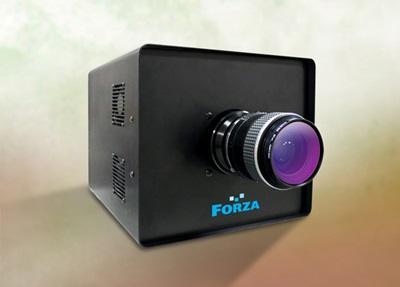 Ultra-high-res: the Forza CMOS camera