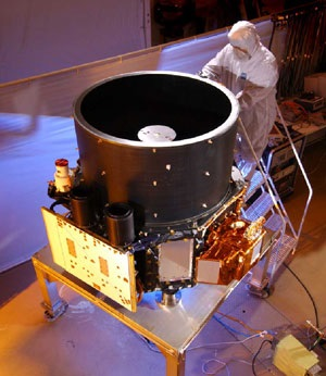 NASA's 'CALIPSO' lidar mission