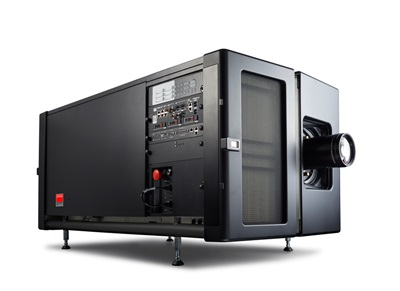 Barco's laser projector