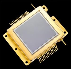 ULIS' megapixel thermal sensor