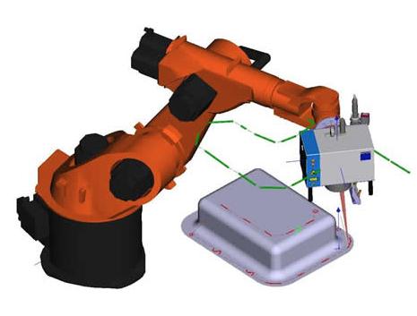 Blackbird robots offer six degrees of freedom.