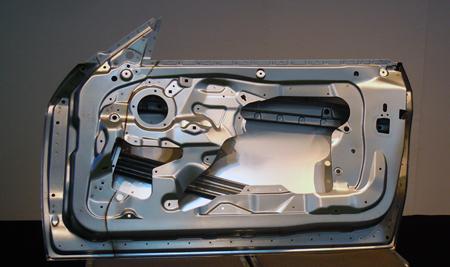 BMW uses Scanlab laser welding in its Mini doors.