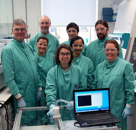 The Biolisme R&D team at Southampton.