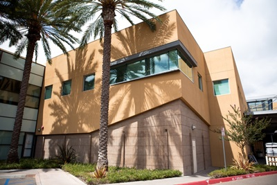 Cymer's San Diego headquarters