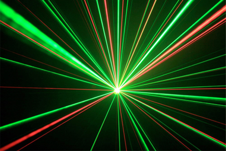 Laser light modulates properties of copper-based superconductor.
