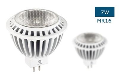 LatticePower LED-based MR16 lamp
