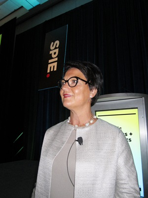 Point-of-care champion: Luisa Torsi