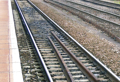 On track? RTS's optical system rapidly inspects rail networks...