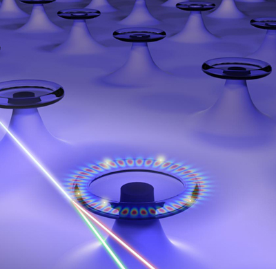 Shh! Whispering-Gallery Raman microlasers for detecting single nano particles.