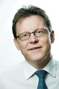 New CEO Øyvind Isaksen