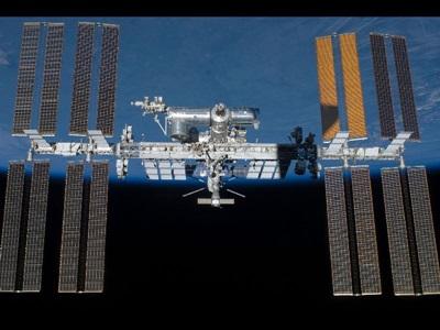 ISS solar power