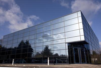 Expanding: Fibercore's Southampton HQ.