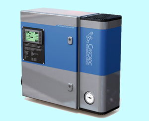 Emerson buy: Cascade Technologies' CT5200 industrial gas analyser.