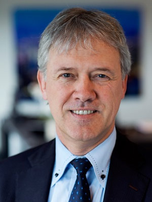 ASML CEO Peter Wennink
