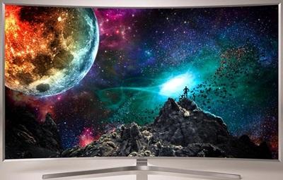 Samsung's Nanosys-enhanced SUHD TV