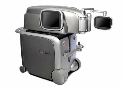 Lensar's femtosecond laser system