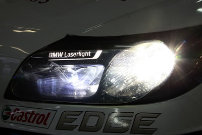 BMW headlamps