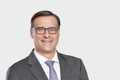 Osram CEO Olaf Berlien