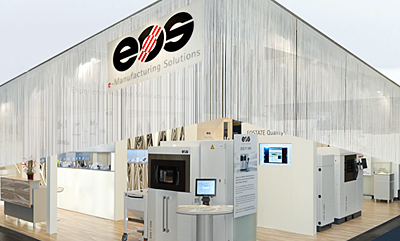 EOS at Formnext: It has