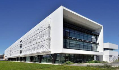 The new lab is housed in the Institut d'Optique Graduate School à Talence.