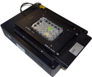 Fluorescence metrology: Lein's fScan system