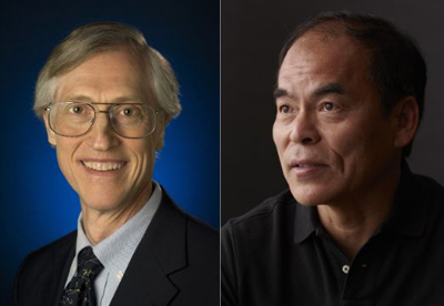 Nobel laureates John Mather and Shuji Nakamura will speak at IYL closing ceremony.