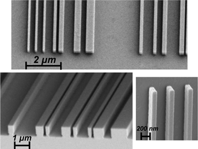 Flat photonics: under the electron microscope