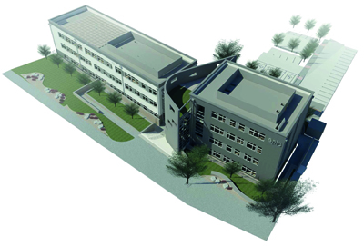 EPIC plan: Torbay's proposed Electronics and Photonics Innovation Centre.