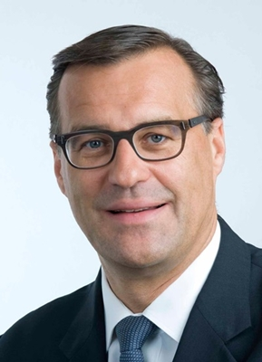 Osram's new CEO Olaf Berlien