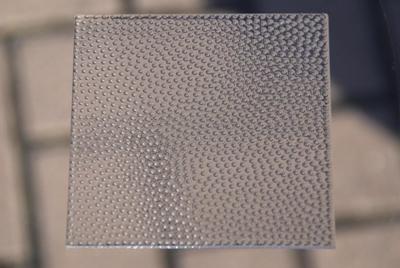 Custom textured array