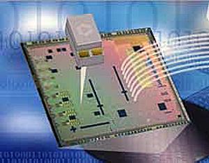 Luxtera 100G-PSM4 compliant chipset .
