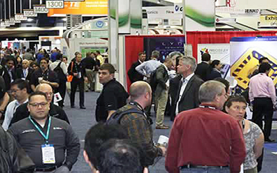 Almost 13,000 people attended OFC 2014.