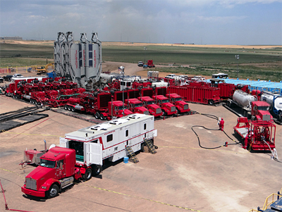 Halliburton also expects photonics to play a big part in oil futures.