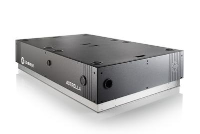In demand: Coherent's Astrella amplifier
