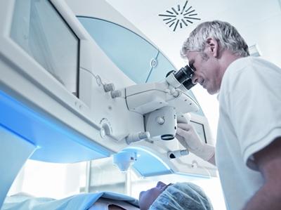 Zeiss Meditec's 'ReLEx Smile' laser correction