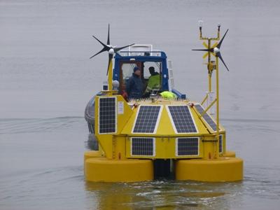 All at sea: the EOLOS floating LIDAR