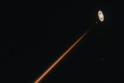 A sharper Saturn (click to enlarge)