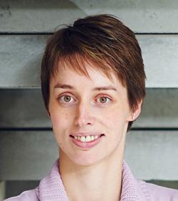 Winner: Nathalie Vermeulen.