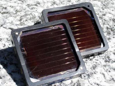 Imec's thin-film perovskite photovoltaic module offers conversion efficiency of 8%.