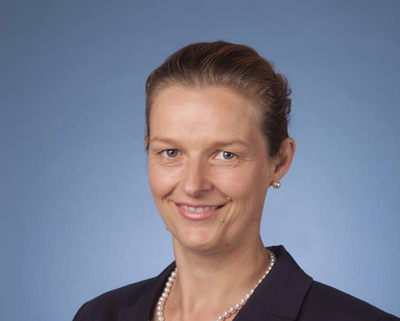 Annette Doyle: new md at Trumpf Limited (UK)