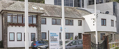 New home for BB Photonics: Plymouth University's Brixham Laboratory.