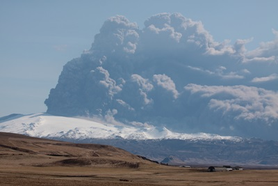 Eyjafjallajökull's 2010 eruption