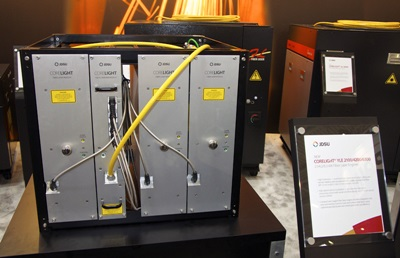 JDSU's Corelight laser platform.