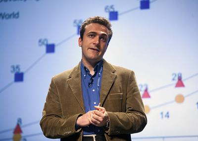 Professor Aydogan Ozcan, of UCLA.