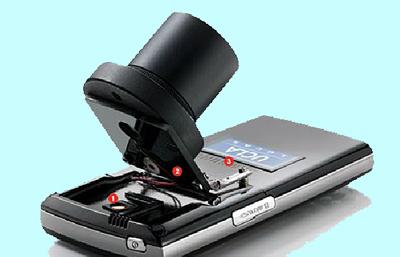Democratization technology: mobile phone-based microscopy.