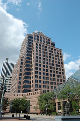 New photonics HQ? Rochester's Legacy Tower