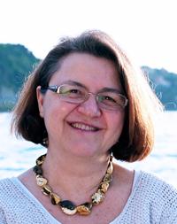Professor Aneta Stefanovska.