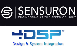 Sensuron and 4DSP: now separate firms.