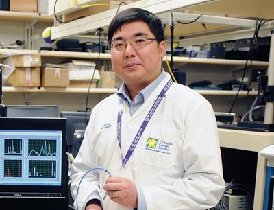 Professor Haishan Zeng.